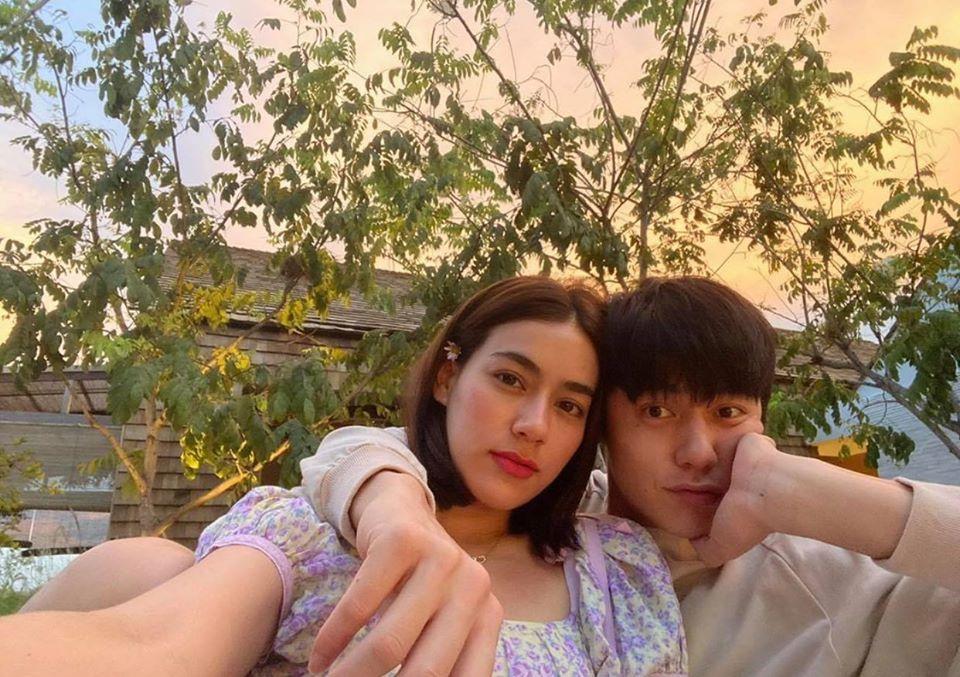 คู่รัก MK หมาก คิม ตามใจแฟนหนุ่มไปเที่ยวด้วยกัน