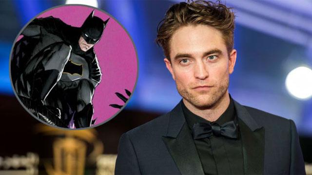 โรเบิร์ต แพททินสัน การถ่ายทำต่อของ Batman