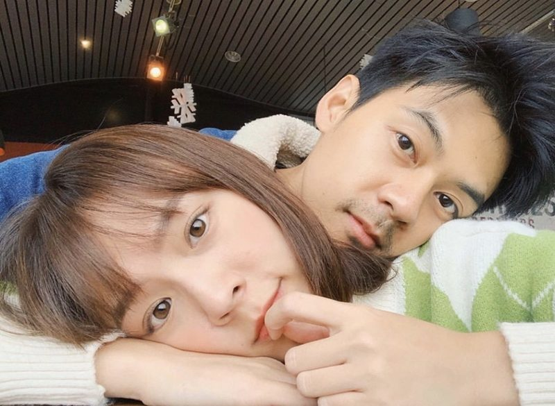 คู่รักดารา แดนและแพทตี้อังศุมาริน