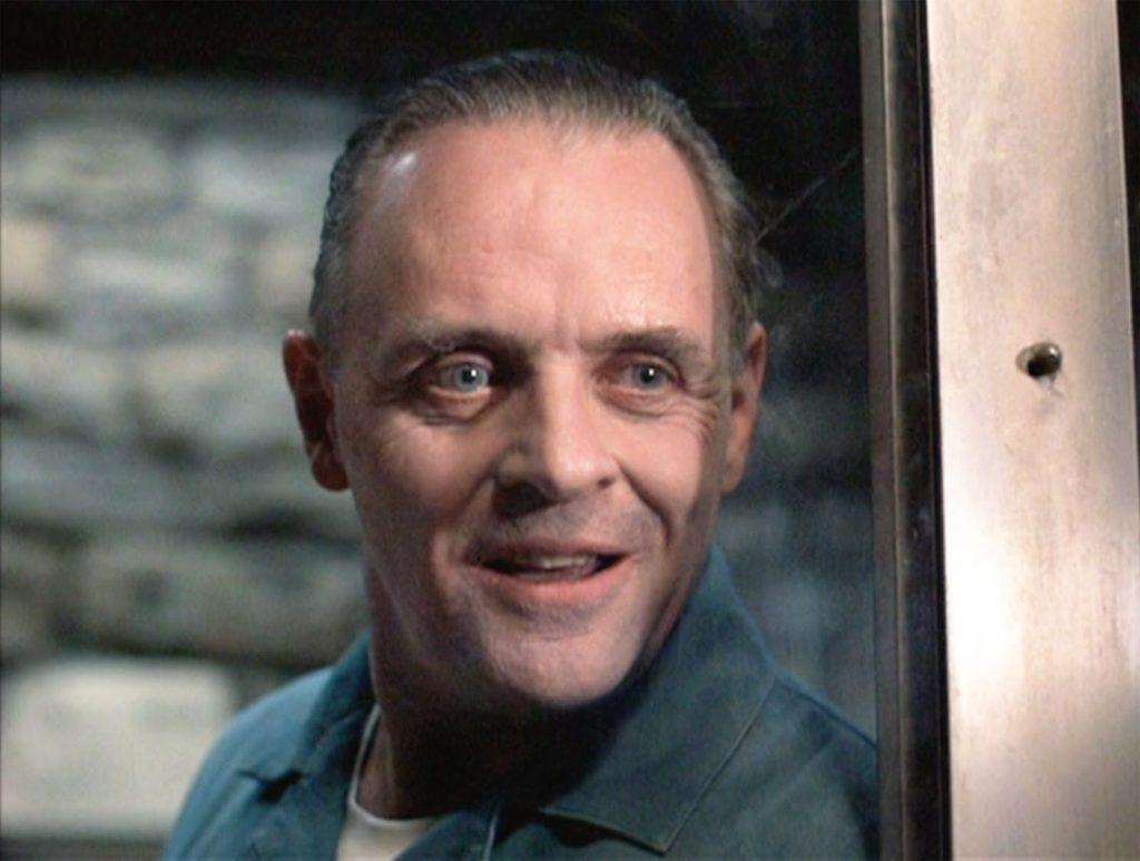 แอนโธนี่ ฮอบกินส์ ที่ได้รับบทบาทเป็นฆาตกรโรคจิต
